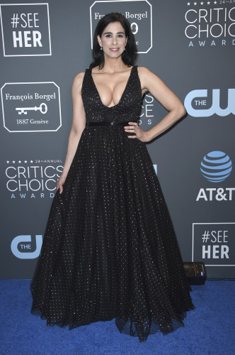 24th Annual Critics' Choice Awards - Press Room