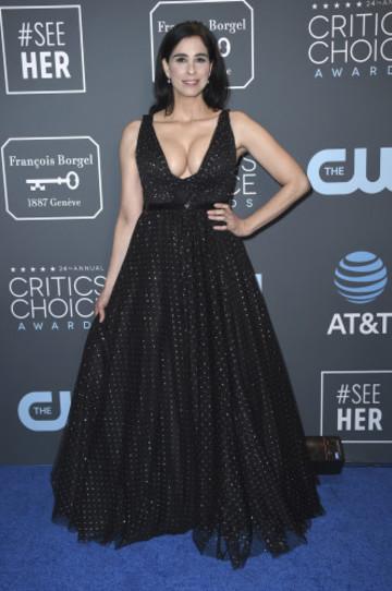 24th Annual Critics' Choice Awards - Press Room