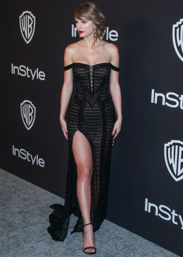 InStyle and Warner Bros. Pictures Golden Globe Party - Los Angeles
