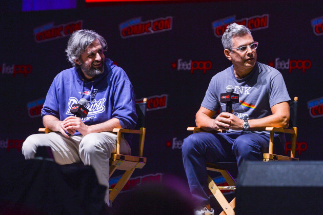2018 NY Comic-Con - Family Guy, New York, USA, 06 Oct 2018