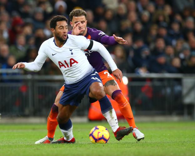 United Kingdom: Tottenham Hotspur v Manchester City - Premier League