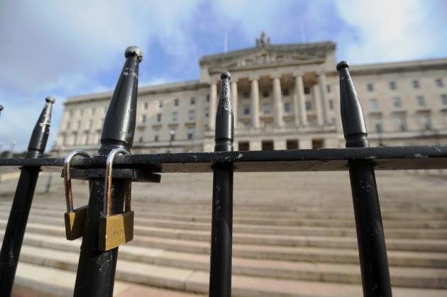 Ulster powersharing