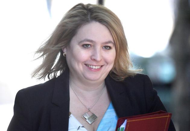Karen Bradley Stormont talks