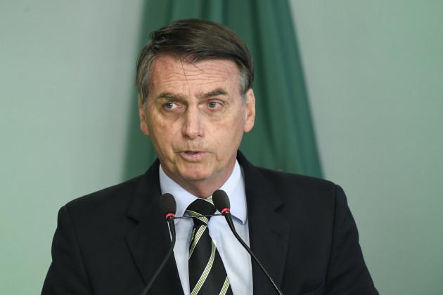 Brazil: Jair Bolsonaro Signs Arms Decree