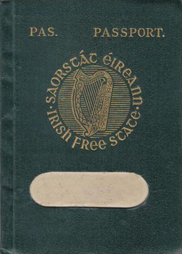 Free State passport