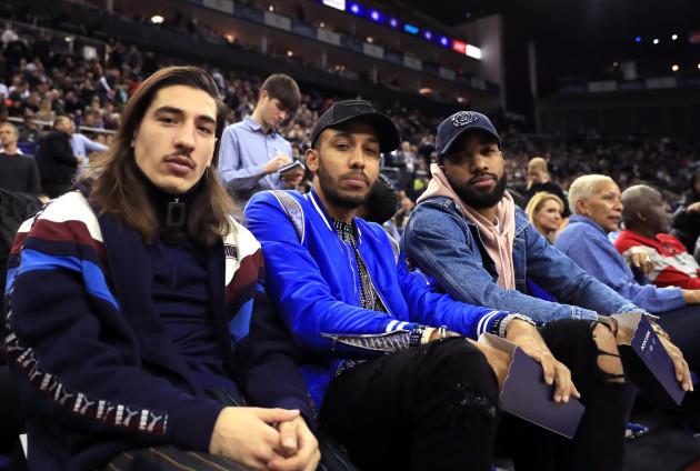New York Knicks v Washington Wizards - NBA London Game 2019 - O2 Arena