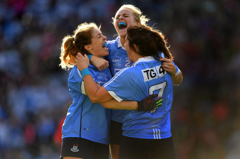 Cork v Dublin - TG4 All-Ireland Ladies Football Senior Championship Final