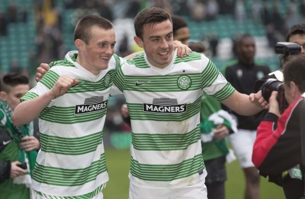 Soccer - Scottish Premiership - Celtic v Ross County - Celtic Park