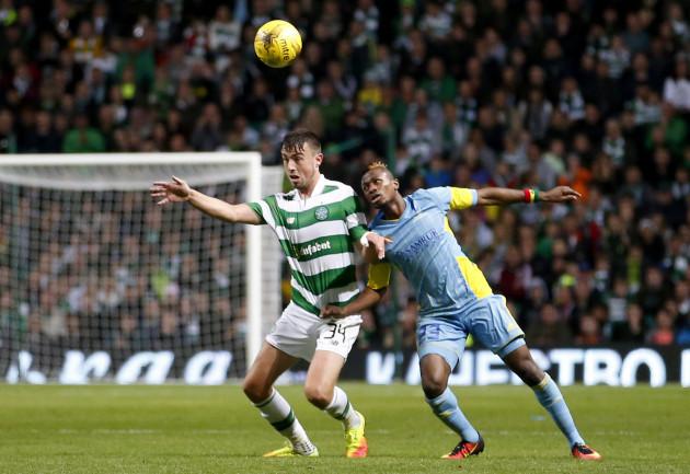 Celtic v FC Astana - UEFA Champions League - Third Qualifying Round - Second Leg - Celtic Park