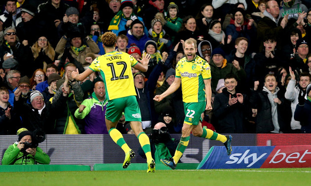 Norwich City v Birmingham City - Sky Bet Championship - Carrow Road