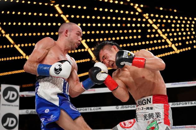 Boxing 2019 - TJ Doheny Defeats Ryohei Takahashi by 11th Round TKO