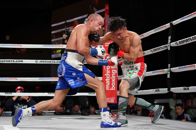 Boxing 2019 - TJ Doheny Defeats Ryohei Takahashi by 11th Round TKO