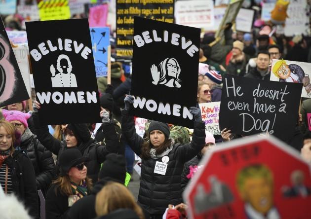 News: Women's March