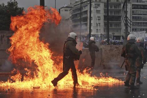 Greece Macedonia Protest