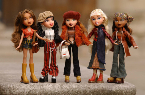 Dream Toys 2002 - The Bratz Dolls