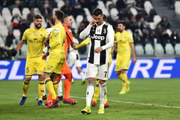 Italy: Juventus - Chievo