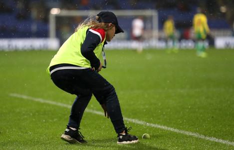 Bolton Wanderers v West Bromwich Albion - Sky Bet Championship - University of Bolton Stadium