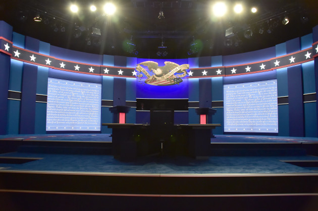 First 2016 Presidential General Election Debate