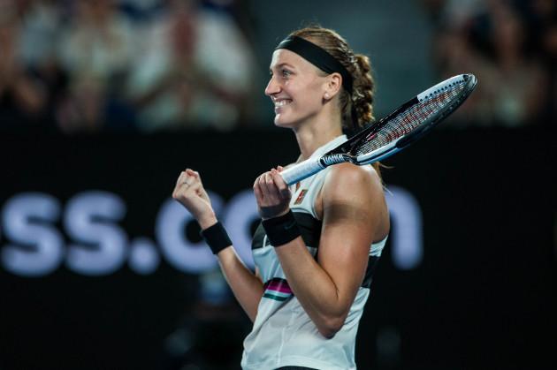 TENNIS: JAN 24 Australian Open