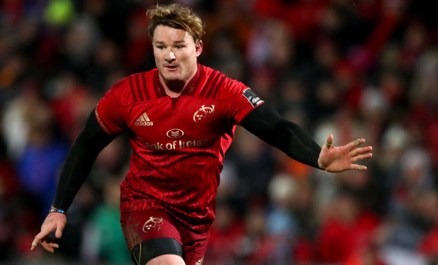 I'd love to play for Ireland' - Road less travelled led Cloete to Munster