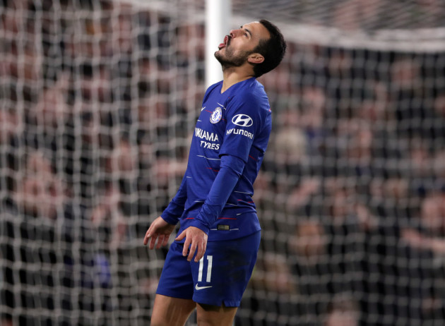 Chelsea v Tottenham Hotspur - Carabao Cup - Semi Final - Second Leg - Stamford Bridge