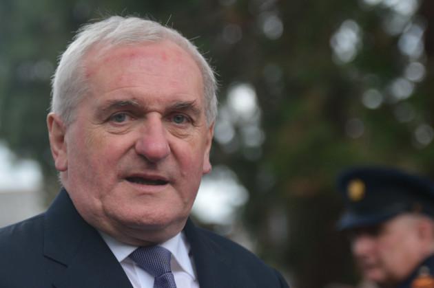 Ireland: Liam Cosgrave funeral