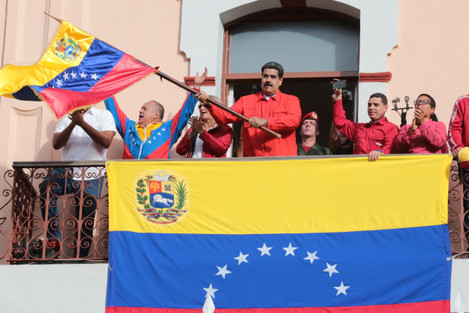VENEZUELA-U.S.-TIES SEVERING