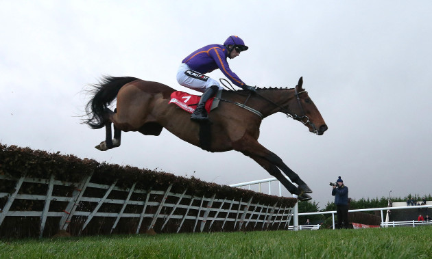 Paddy Mullins on Wicklow Brave