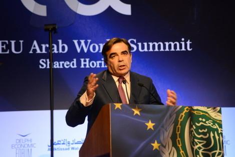 Greece: Deputy DG Communication of EU in the 3rd EU-Arabi