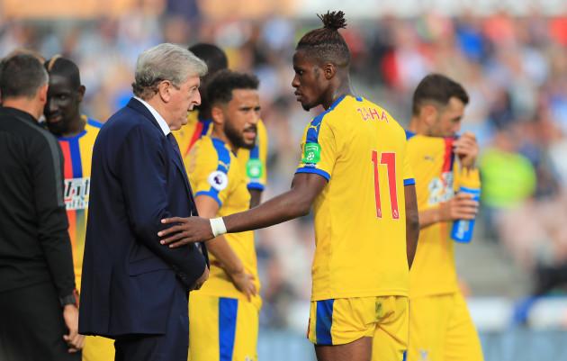 Huddersfield Town v Crystal Palace - Premier League - Kirklees Stadium