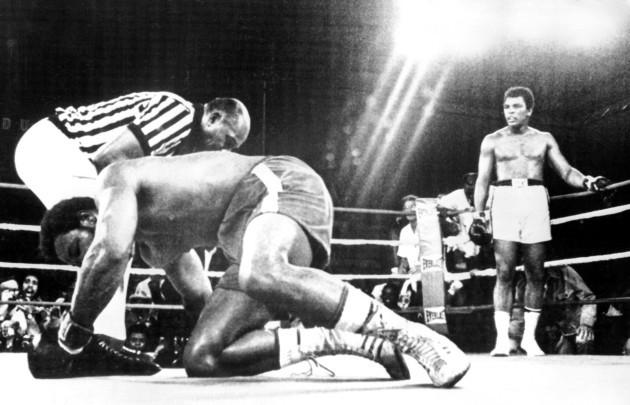 Boxing - Kinshasa - Muhammad Ali v George Foreman