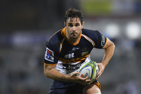 SUPER RUGBY BRUMBIES REDS