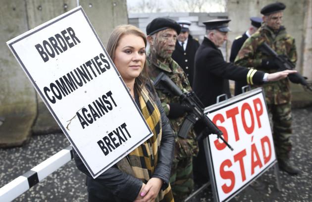 Britain Ireland Brexit