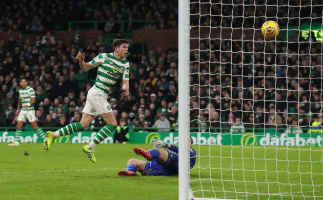 Celtic v Hamilton Academical - Ladbrokes Scottish Premiership - Celtic Park