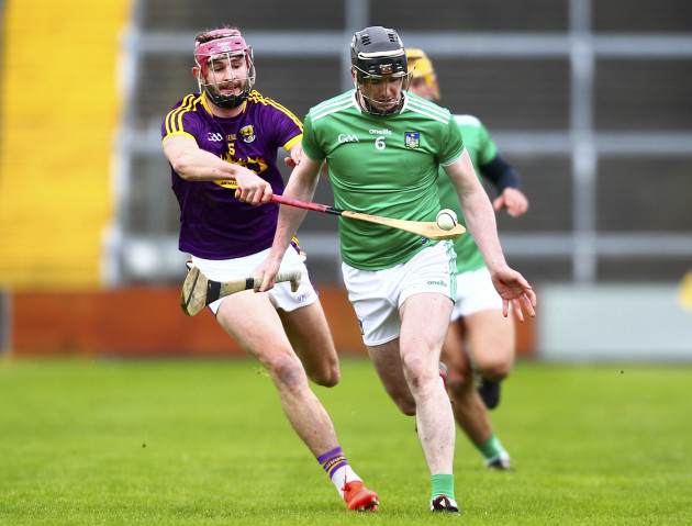 Paudie Foley and Declan Hannon