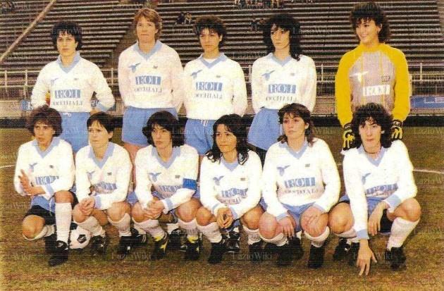 LazioCalcioFemminile1985