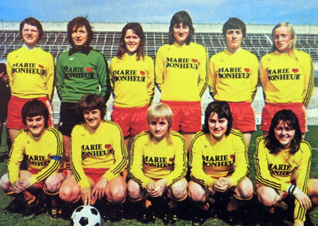 STADE DE REIMS 1976-77