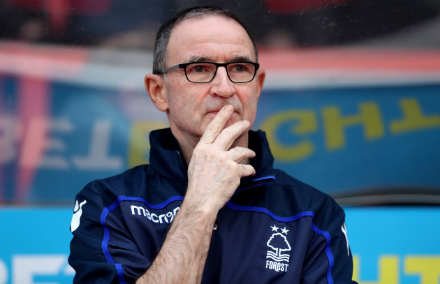 Nottingham Forest v Wigan Athletic - Sky Bet Championship - The City Ground