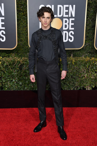 The 76th Golden Globes Awards - Arrivals - Los Angeles