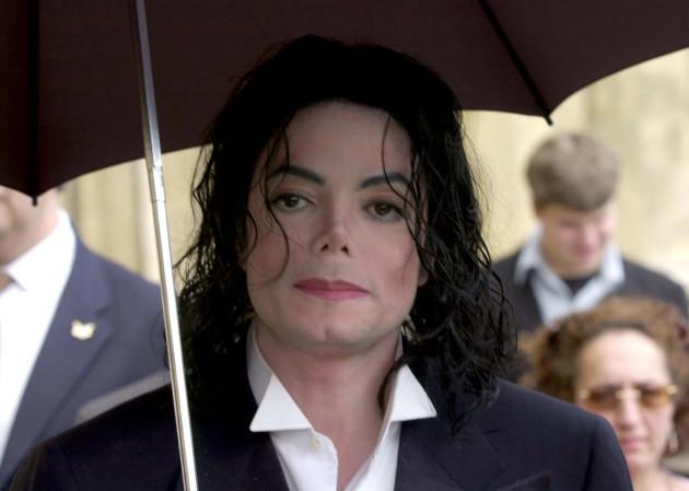 US singer Michael Jackson
