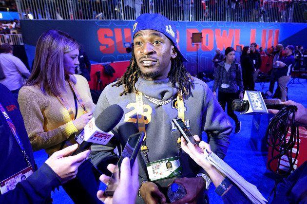 NFL: Super Bowl LIII-Opening Night