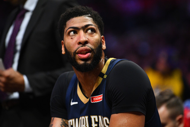 NBA: JAN 14 Pelicans at Clippers