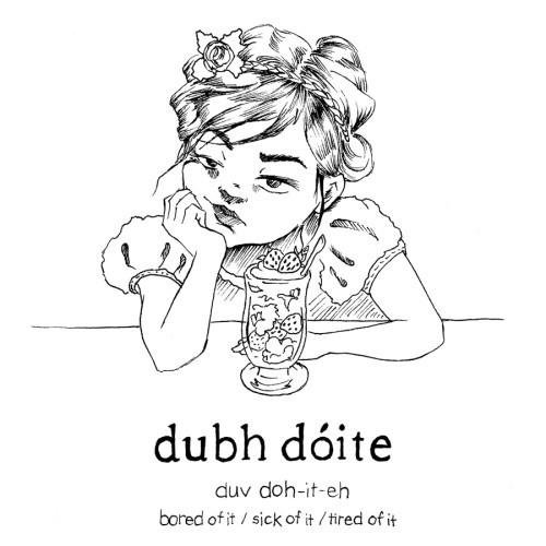dubh-doite_bored