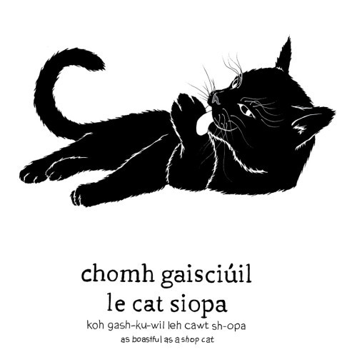 gaisciul_boastful