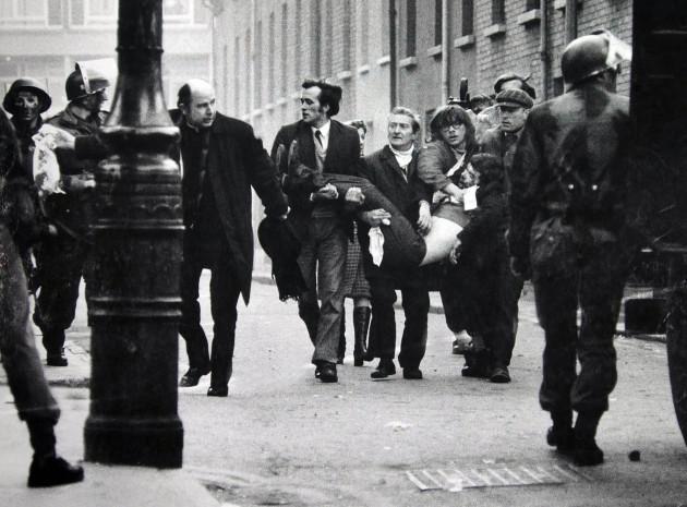Stanley Matchett Bloody Sunday