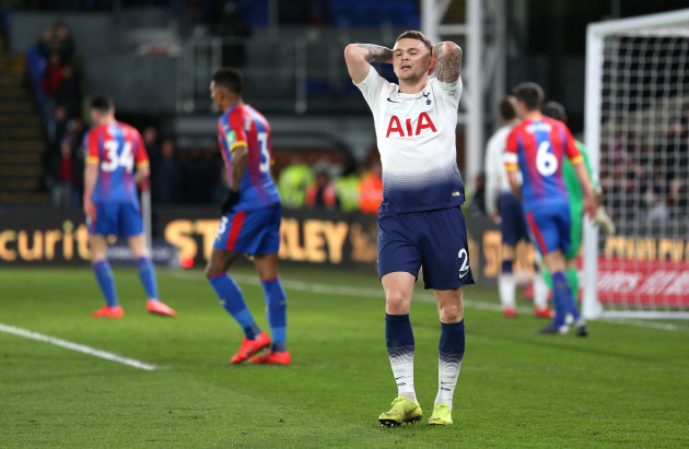 Crystal Palace v Tottenham Hotspur - FA Cup - Fourth Round - Selhurst Park