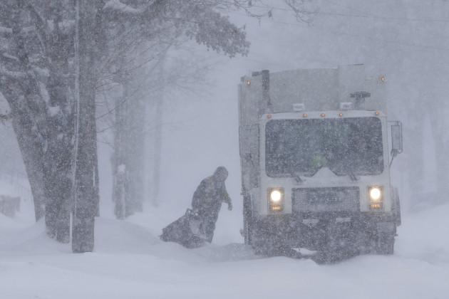 Winter Storm Wisconsin