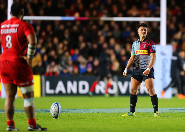 Harlequins v Saracens - Gallagher Premiership - Twickenham Stoop