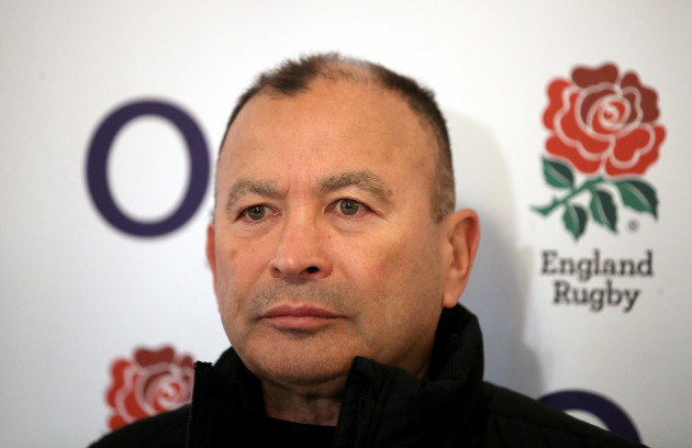 England Press Conference - Pennyhill Park