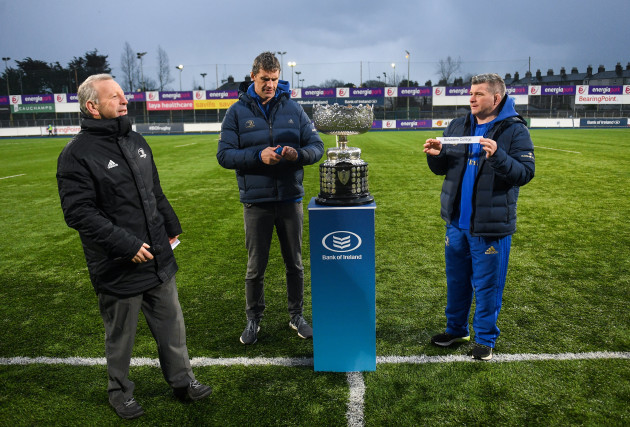 Bank of Ireland Leinster Schools Senior Cup Draw